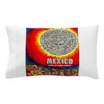 Mexico Vintage Travel Advertising Print Pillow Cas