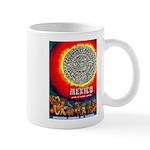 Mexico Vintage Travel Advertising Print Mugs