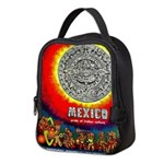 Mexico Vintage Travel Advertising Print Neoprene L