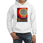 Mexico Vintage Travel Advertising Print Hoodie Swe