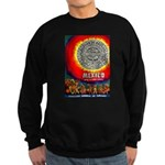 Mexico Vintage Travel Advertising Print Sweatshirt