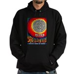 Mexico Vintage Travel Advertising Print Hoodie