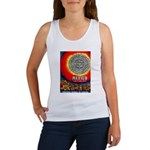 Mexico Vintage Travel Advertising Print Tank Top