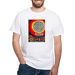 Mexico Vintage Travel Advertising Print T-Shirt