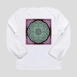 Metallic Celtic Knot Long Sleeve T-Shirt