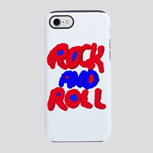 ROCK AND ROLL iPhone 8/7 Tough Case