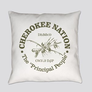 Cherokee Nation Everyday Pillow