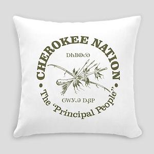 Cherokee Nation Everyday Pillow