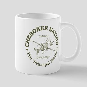 Cherokee Nation Mugs