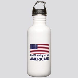 Self Identify Stainless Water Bottle 1.0L