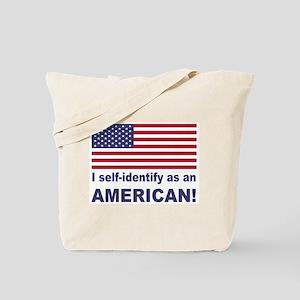Self Identify Tote Bag