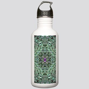 Metallic Celtic Knot Stainless Water Bottle 1.0L