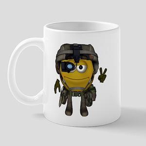 Soldier Peace Mug