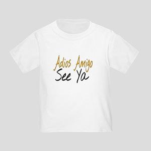 Adios Amigo T-Shirt