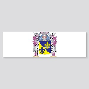 Shea Coat of Arms - Family Crest Bumper Sticker