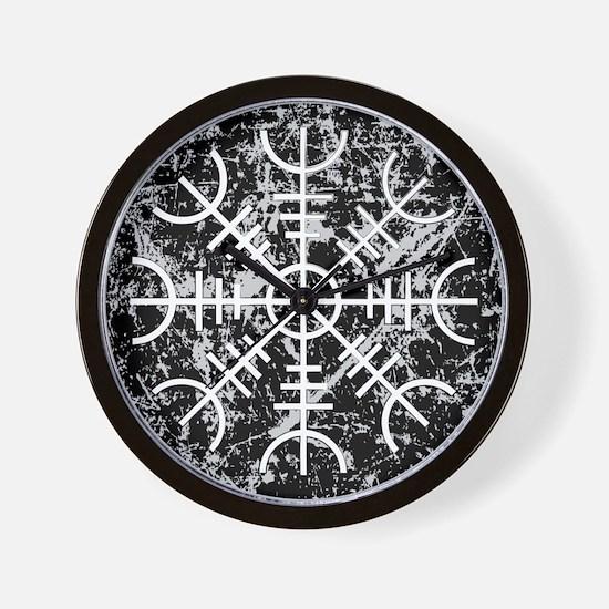 Helm Of Awe Wall Clock