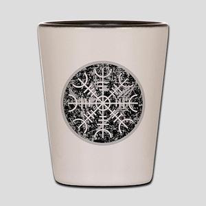 Helm Of Awe Shot Glass