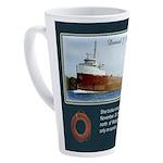 Daniel J. Morrell 17 Oz Latte Mug