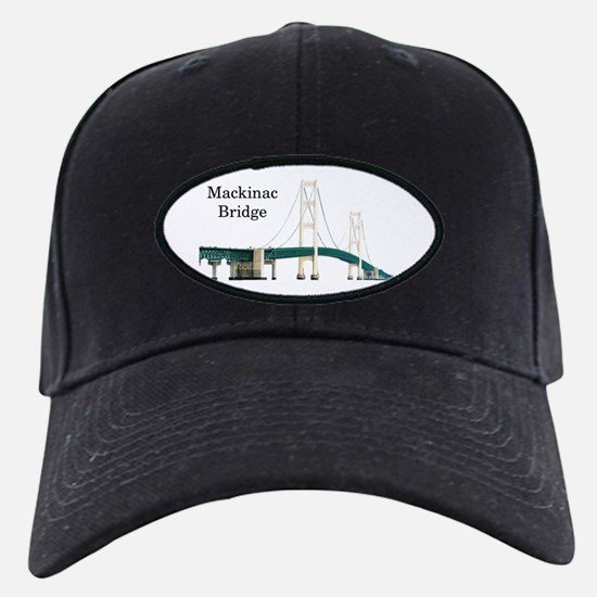 Mackinac Bridge Baseball Hat