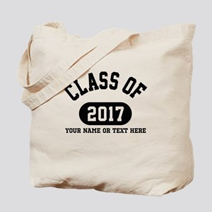 Personalize It, Class of 2017 Tote Bag