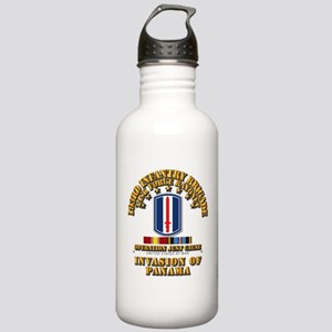 Just Cause - 193rd Inf Stainless Water Bottle 1.0L