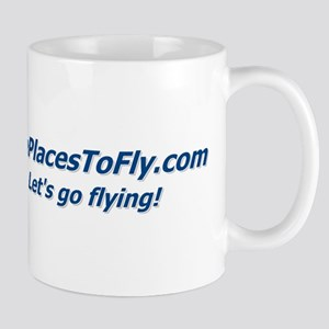 FunPlacesToFly.com Mug