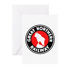 Great Northern Greeting Cards (20 pack)