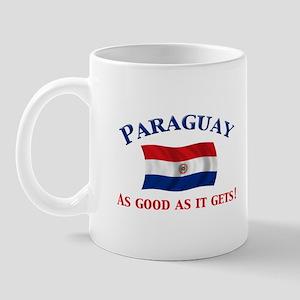 Paraguayan Flag Mug