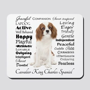 Cavalier Traits Mousepad