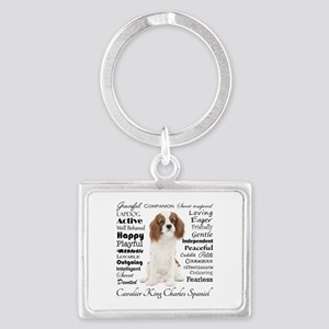 Cavalier Traits Keychains