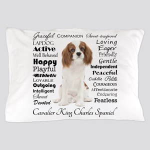 Cavalier Traits Pillow Case