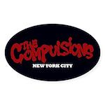 Compulsions Sticker