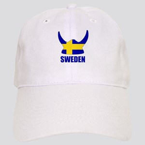 "Swedish Viking ""Sweden"" Cap"