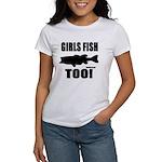 Girls Fish Too T-Shirt