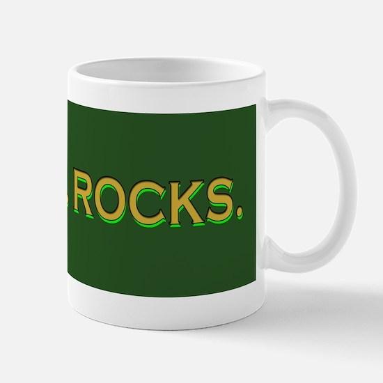 Scotch Rocks Mug