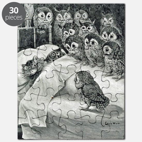 Cute Surreal Puzzle