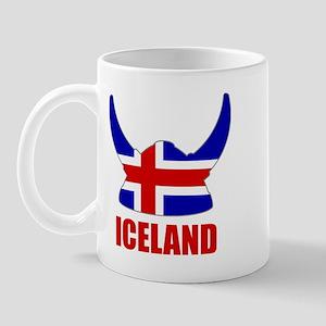 """Icelandic Viking """"Iceland"""" Mug"""