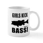 Girls Kick Bass Mug