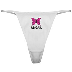 Butterfly - Abigail Classic Thong