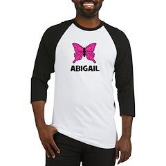 Butterfly - Abigail Baseball Jersey