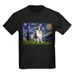 Starry / Saint Bernard Kids Dark T-Shirt