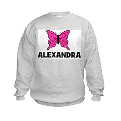 Butterfly - Alexandra Sweatshirt
