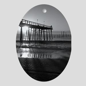 Pier, Wrightsville Beach Ornament