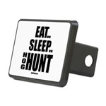Eat, Sleep, Hog Hunt Rectangular Hitch Cover