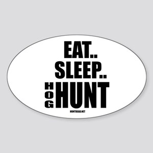 Eat, Sleep, Hog Hunt Sticker