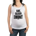 Eat, Sleep, Hog Hunt Maternity Tank Top