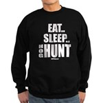 Eat, Sleep, Hog Hunt Sweatshirt