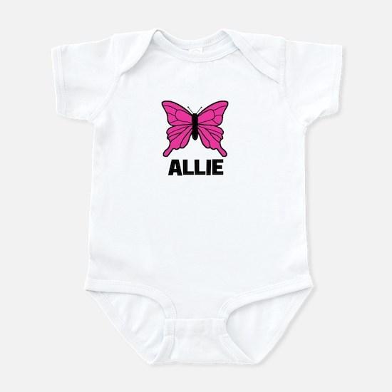 Butterfly - Allie Infant Bodysuit