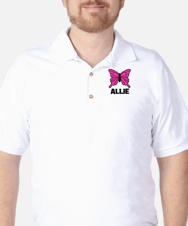 Butterfly - Allie Golf Shirt