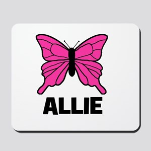 Butterfly - Allie Mousepad